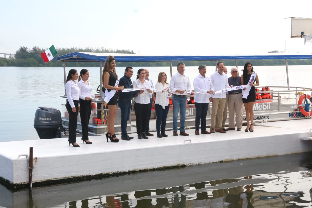Apoya Grupo Mobil desarrollo turístico de Tampico