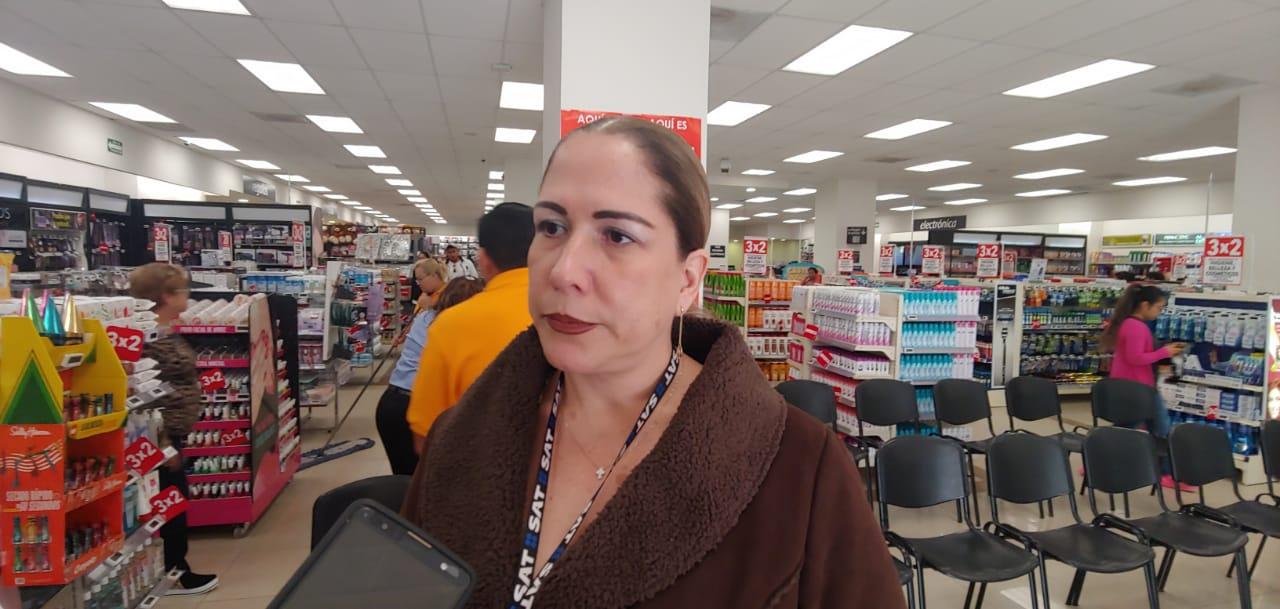 SAT entregó 10 mdp de premios en Tamaulipas