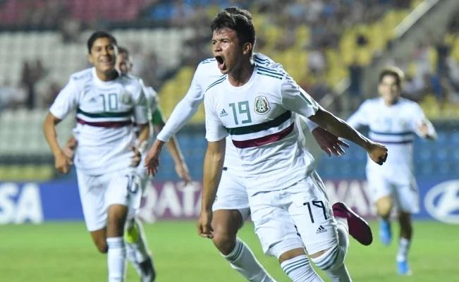 México derrota a Corea del Sur y está en semifinales de Mundial Sub 17