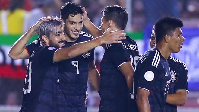 México mantiene paso perfecto en Liga de Naciones de Concacaf