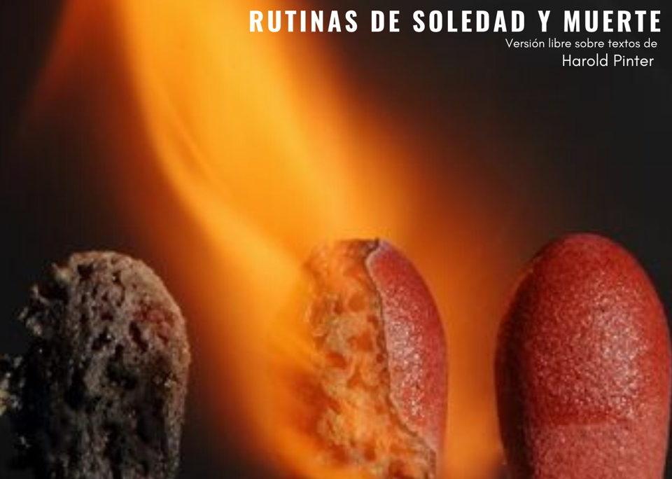 """Presentarán en el IRCA """"Rutinas de Soledad y Muerte"""""""