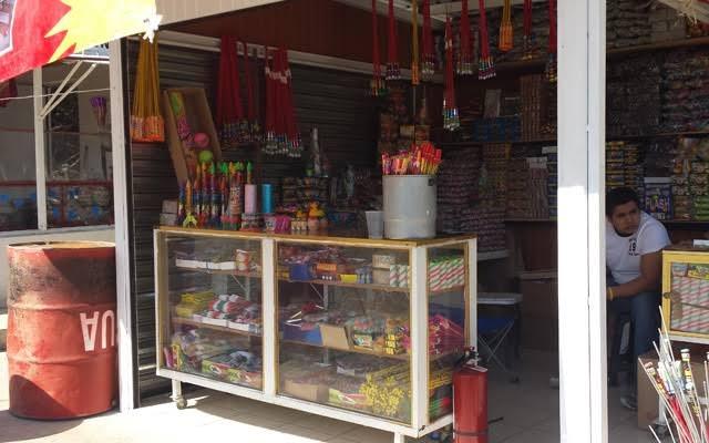 Tampico permitirá venta de cohetes en zona restringida