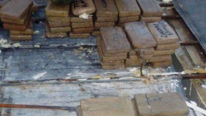 Decomisa Sedena 153 kilogramos de cocaína en Tamaulipas