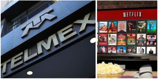Telmex quiere incluir Netflix gratis en sus paquetes, para hacer frente a la llegada de Disney+ a México