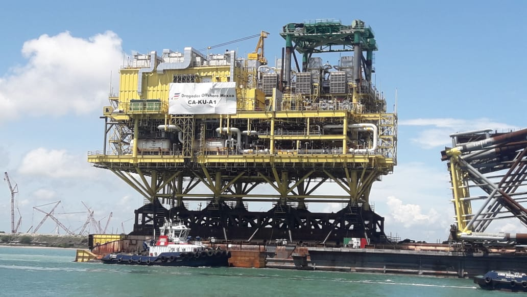 Piratas atacan plataformas de PEMEX en la sonda de Campeche: Octavio Romero