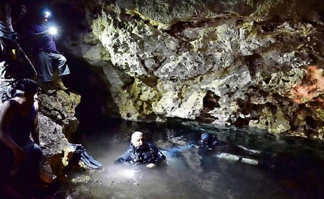 Alistan plan para llegar al quinto cenote de Kukulkán
