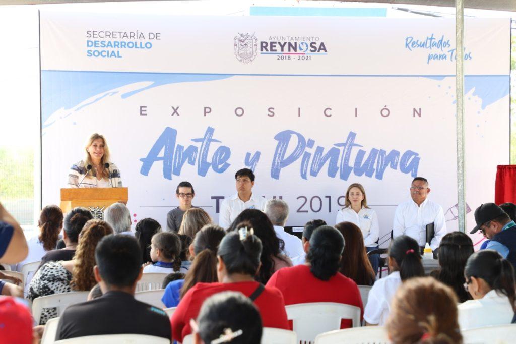 Becas del Gobierno de Reynosa impulsan arte, deporte, cultura y educación