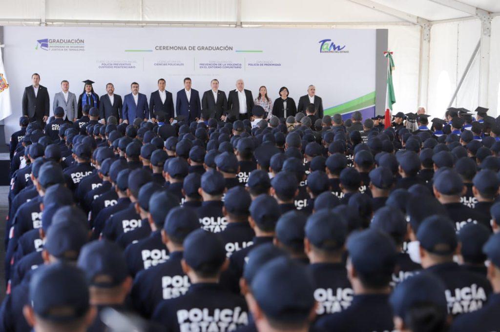 Aplicarán 5 mil mdp en seguridad en 2020 en Tamaulipas