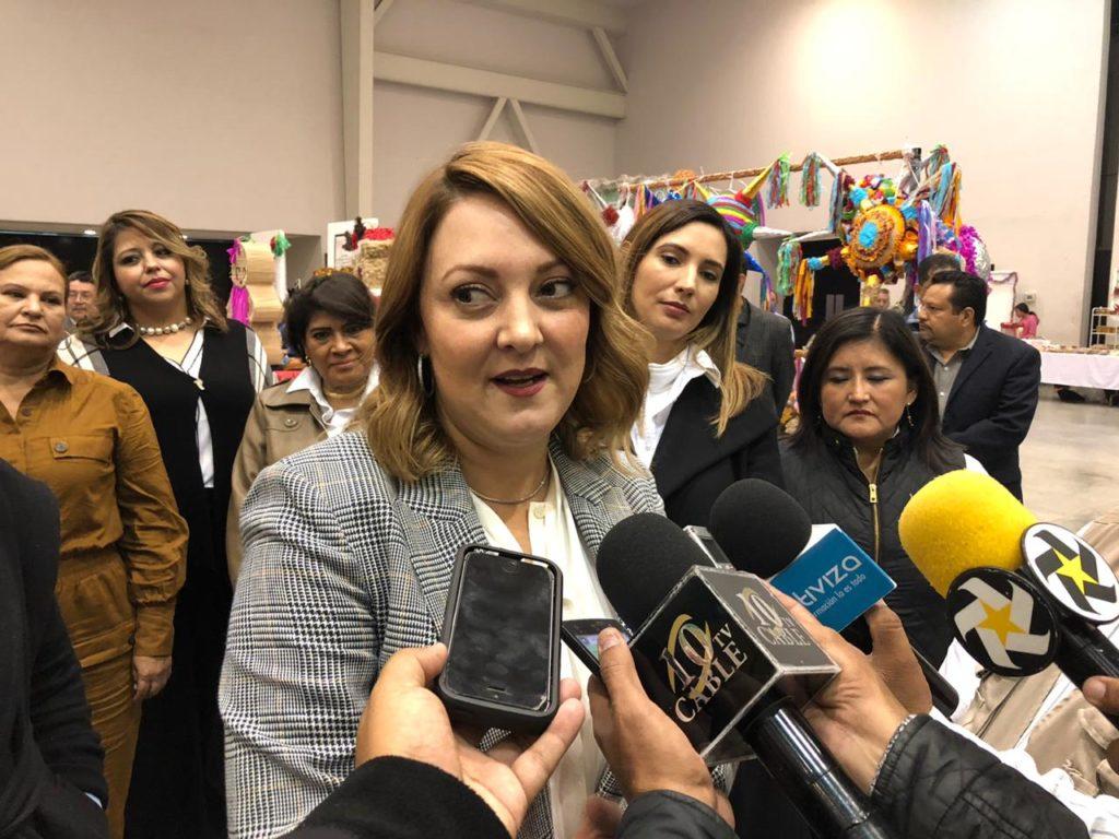 Invita Presidenta del DIF Tamaulipas contribuir en la economía local
