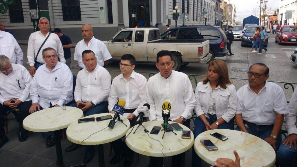 Presentan al nuevo sindicato de trabajadores portuarios en Tampico