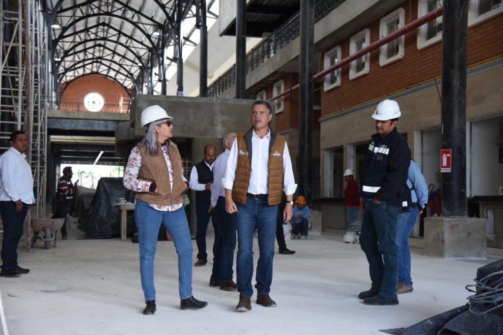 Nuevos Mercados de Tampico serán abiertos en menos de un mes