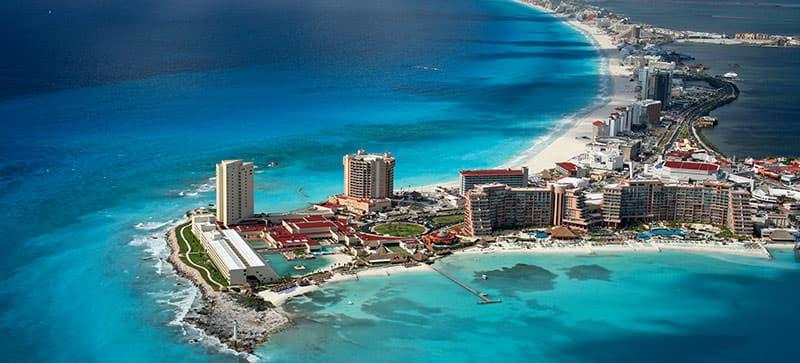 Cancún, la ciudad más visitada de América Latina en 2019
