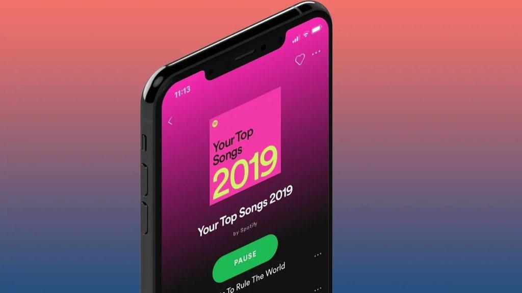 Descubre lo que más escuchaste durante 2019 en Spotify