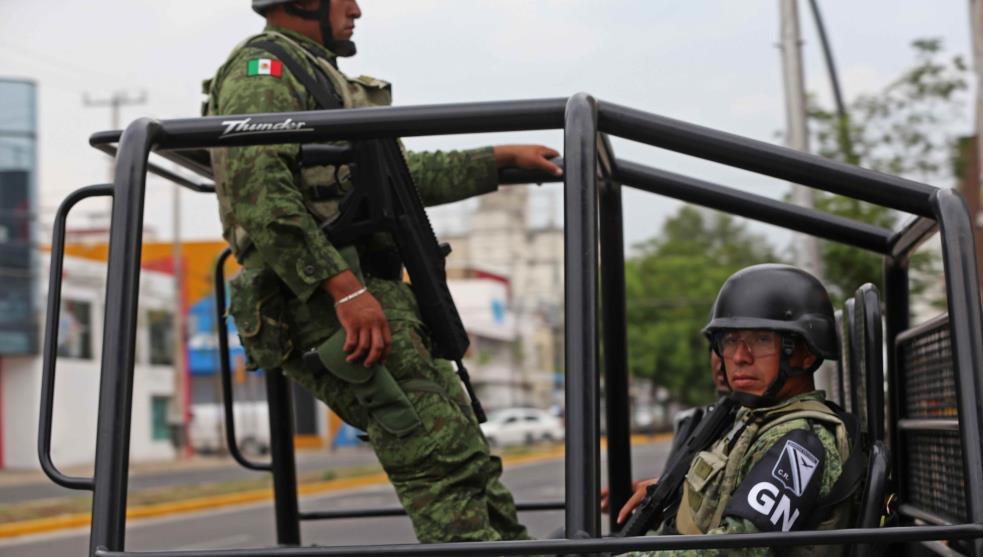 La Guardia Nacional inició operativos en 8 Estados