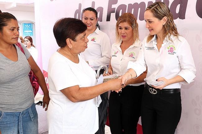 Sistema DIF Madero brinda Atención Integral a la mujer