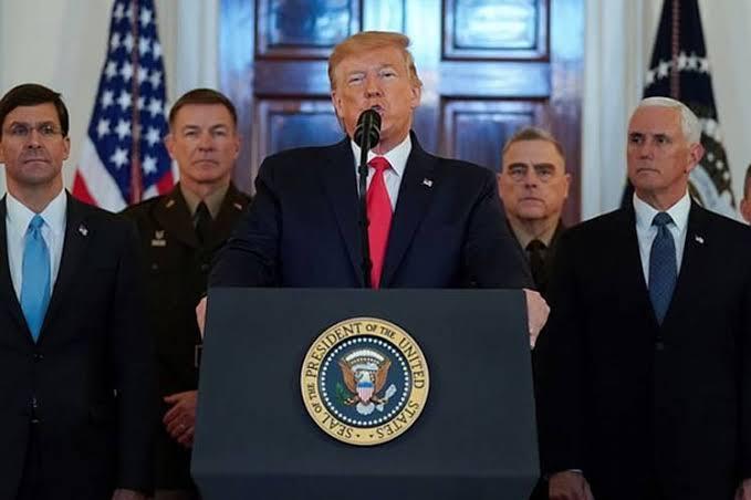 "EUA impondrá ""poderosas"" sanciones económicas sobre Irán Trump"