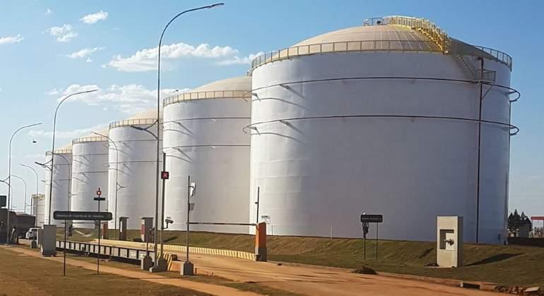 Inversiones en terminales de gasolinas de 8,400 mdp