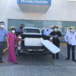 Tampiqueños se unen en mega discada para personal médico anti-covid