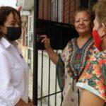 Desde San Lázaro, Gina Barrios se compromete afortalecer la legislación por su gente