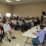 Fortalecerá Gobierno de Matamoros acciones que mejoren calidad de vida de familias del campo