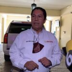 Se reúne el gobernador Cabeza de Vaca con Rodolfo González Valderrama