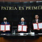 Firma Senado Convenio de Cooperación con la Organización Panamericana de la Salud